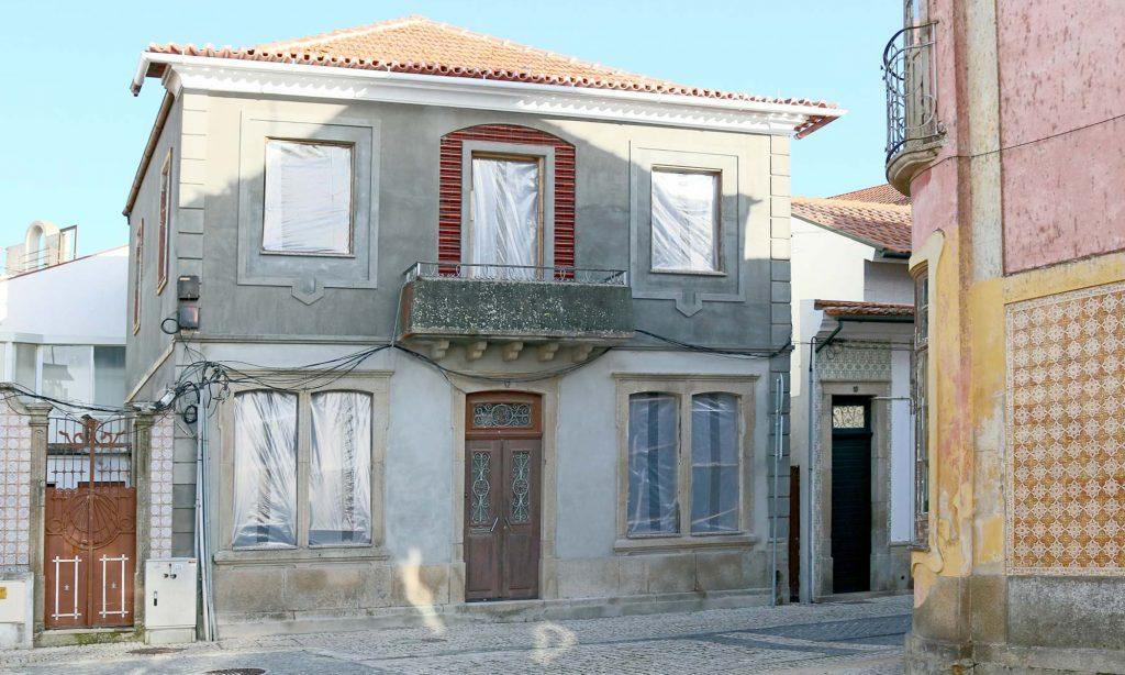 moradia t6 restaurada centro de ilhavo aveiro para venda