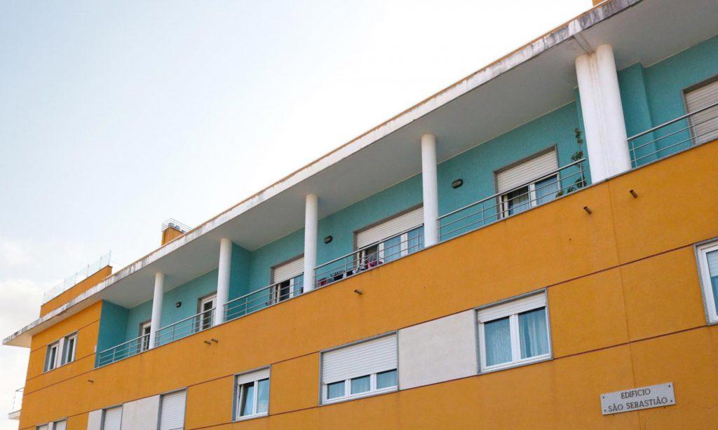 Apartamento T2 em Aveiro com garagem para venda