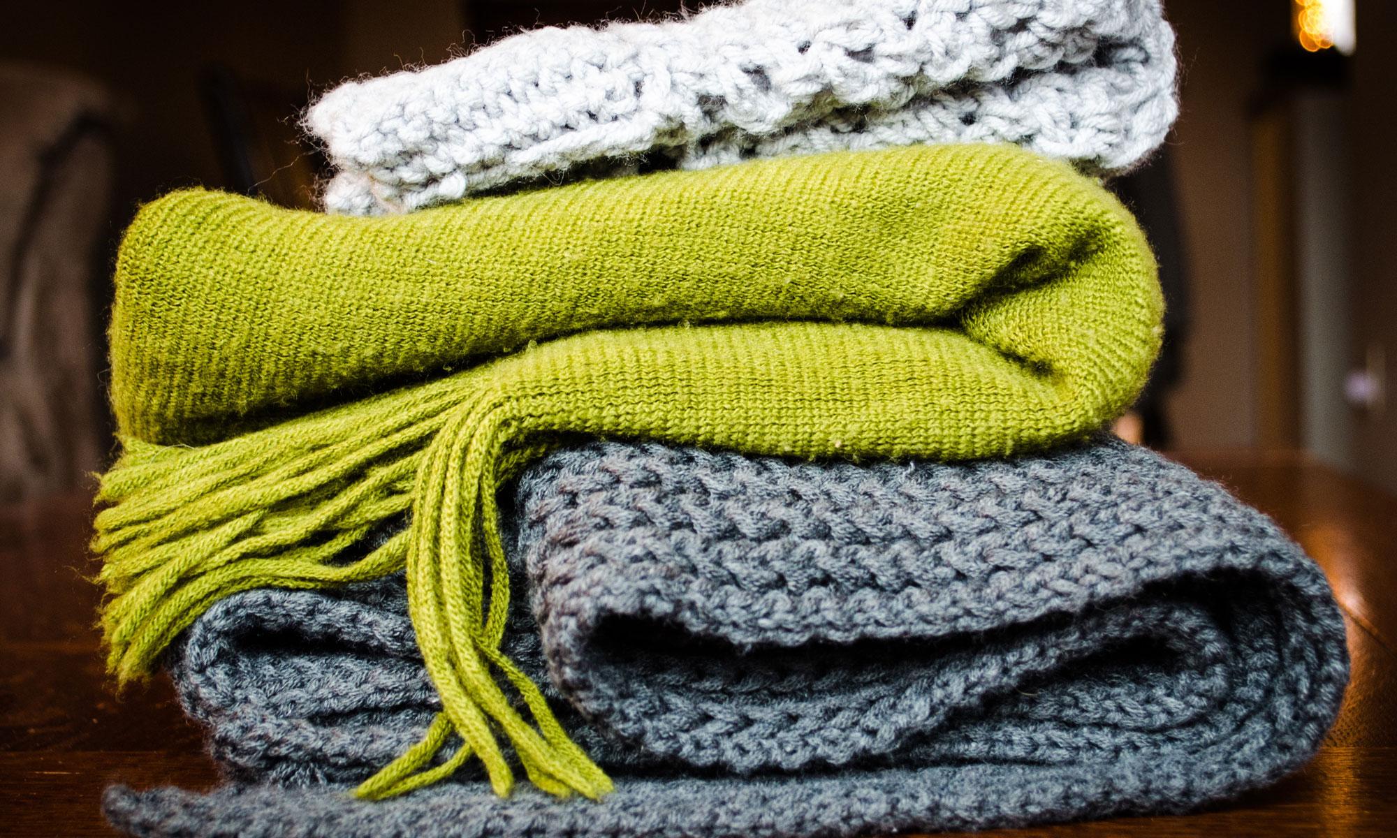 mantas e cobertores