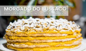 morgado do Bussaco doce com ovos moles